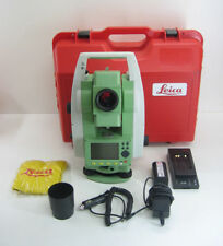 "Leica TS02 7"" Demo Condition Total Station for Surveying, 1 Month Warranty"
