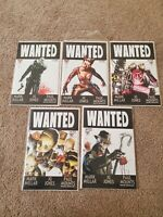WANTED #1 2 3 4 5, NM, Mark Miller, JG Jones, 2003, 1-5 set, Top Cow, Image