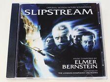 Elmer Bernstein SLIPSTREAM Mark Hamill Soundtrack CD SLIP STREAM (Near Mint)