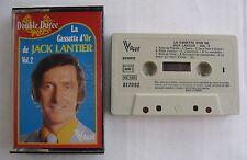 JACK LANTIER  (K7 AUDIO Double Durée)  LA CASSETTE D'OR Vol 2