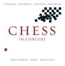 Josh Groban & Cast CHESS in Concert Live CD Musical