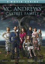 V.C. Andrews' Casteel Family: 5-Movie Series [New DVD] 2 Pack, Dolby,