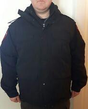 2XL Black uniform 3 in 1 jacket- fire - paramedic - police - security -EMT