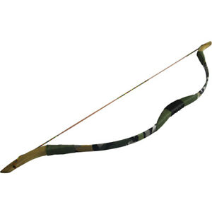 12LB Handmade Traditional Recurve Bow Kids Youth Outdoor Archery Target Practice