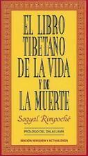 Libro tibetano de vida y muerte (Spanish Edition), Sogyal Rinpoche, Acceptable B