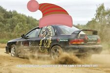 Rally Driving Experience  Full Day Gift Voucher at Silverstone Rally School