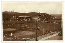 Ireland Co Antrim postcard Portrush Recreation Ground & Ramore Head