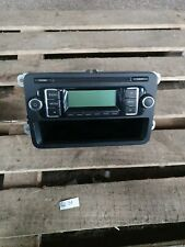 2009 Volkswagan Golf Radio CD Stereo Head Unit 1K0035156B
