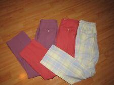 vintage Jack Nicklaus Hart Schaffner Marx golf pants lot mens 32 x 32 excellent