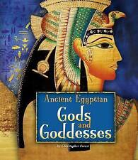 Ancient Egyptian Gods and Goddesses (Fact Finders: Ancient Egyptian-ExLibrary