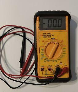 Multimeter ISO-TECH IDM91E