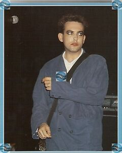 The Cure Carte Postale Postcard Grande Taille King Size G 30 18x24 Robert Smith