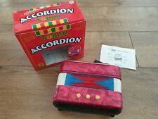 Tobar Mini Accordion Musical Instrument?