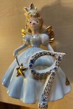 "Josef Originals - 5"" Birthday Angel Doll 9 Years Vintage Figurine"