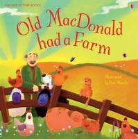 Old Macdonald Had a Farm (Picture Books) by Lesley Sims, NEW Book, FREE & FAST D