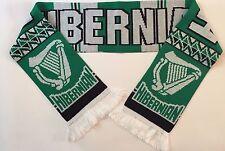 HIBERNIAN Football Scarves New from Soft Luxury Acrylic Yarns