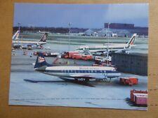 BRITISH AIRWAYS  VISCOUNT   G-AOHR