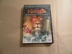 The Chronicles of Narnia The Lion The Witch and The Wardrobe (Used DVD)