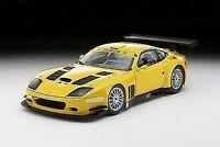 Nuevo 1/18 Kyosho - Ferrari 575 GTC Evoluzione 2005 Amarillo
