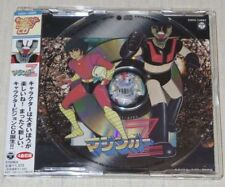Mazinger Z Character Vision Cd Anime Ost