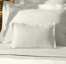 "Ralph Lauren Palmer 12"" x 16"" Decorative Pillow $100 Tuxedo White C"