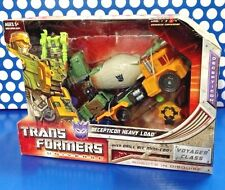 TransFormers Universe Heavy Load Cybertron Titans Robots In Disguise G1 Chug TLK