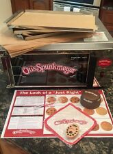 NEW OTIS SPUNKMEYER COOKIE CONVECTION OVEN With Accessories!
