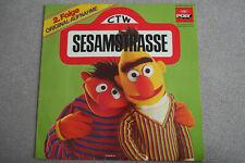 Hörspiel LP Sesamstraße 2 Folge Poly