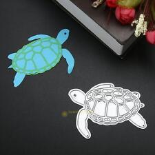 Tortoise Metal Cutting Dies Stencils DIY Scrapbooking Embossing Paper Card Craft