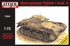 ATTACCO 1/72 flammpanzer I AUSF. a # 72869