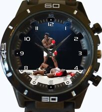 Muhammad Ali Boxer New Trendy Sports Series Unisex Gift Watch