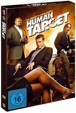 "3 DVD-Box - ""HUMAN TARGET"" - Staffel 1+neuwertig++"