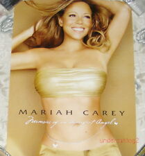 Mariah Carey Memoirs of an Imperfect Angel Taiwan Promo Poster (Ver.B)