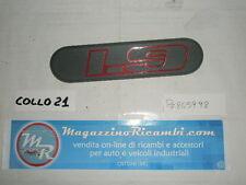 SCRITTA POSTERIORE 1.9 PER PEUGEOT 205 GTI 1.9 RICAMBIO ORIGINALE COD 865998
