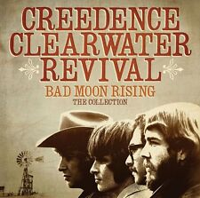 CREEDENCE CLEARWATER REVIVAL (NEW CD) BAD MOON RISING VERY BEST OF GREATEST HITS