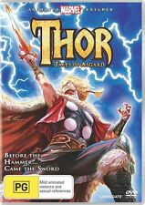Action & Adventure Thor DVD Movies