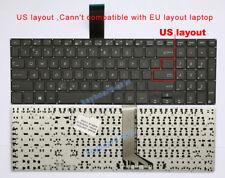 Nuevo Para ASUS K551 K551L K551LA K551LB K551LN Series Laptop U.S. teclado negro