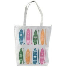 Surf Board Surfing Cotton Tote Bag. Cotton Reusable Eco-Friendly