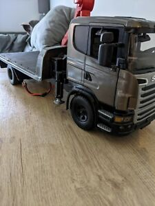 RC Radio Controlled Bruder Recovery Truck 1/16 scale