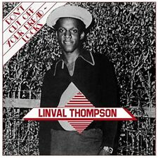 LINVAL THOMPSON - DON'T CUT OFF YOUR DREADLOCKS   CD NEW