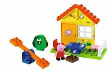 Simba Peppa Pig Garden House Tub Building Sets