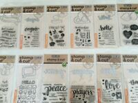 Hero Arts Stamp & Cut stamps YOU CHOOSE NEW
