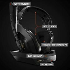 Astro A50 Gen 4 Headset & Base Station for Xbox One, Xbox Seriex X, and PC