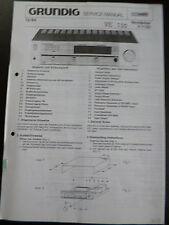 Service Manual Grundig Verstärker V 7150