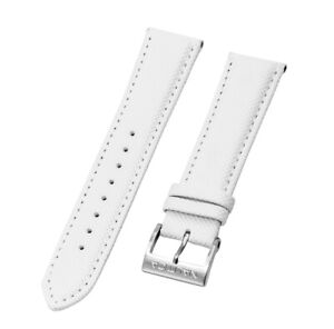 Nautica Men's N19598G | A19598G NST 600 FLAG White 22mm PVC Leather Watch Band