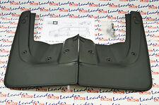 Vauxhall Vivaro B Rear & Front Mudflaps / Mud Flaps 93453910 Original GM New