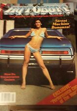 New Uncirculated April 1984 #10 Autobuff Car Magazine  Firebird, AMX, Chevelle