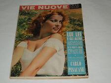 """ABBE LANE-LUIGI BARTOLINI-GARY COOPER-DON LUIGI STURZO-E' NATA LA NUOVA """"500"""""""