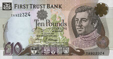 Irlanda del Norte/Northern Ireland, First Trust Bank 10 pounds 1998 pick 136a (1)