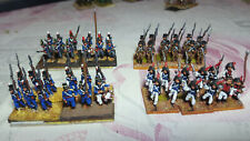 15mm 18mm divers Figs48 Fusiliers Casadores Milice SPAIN Napoleonic painted